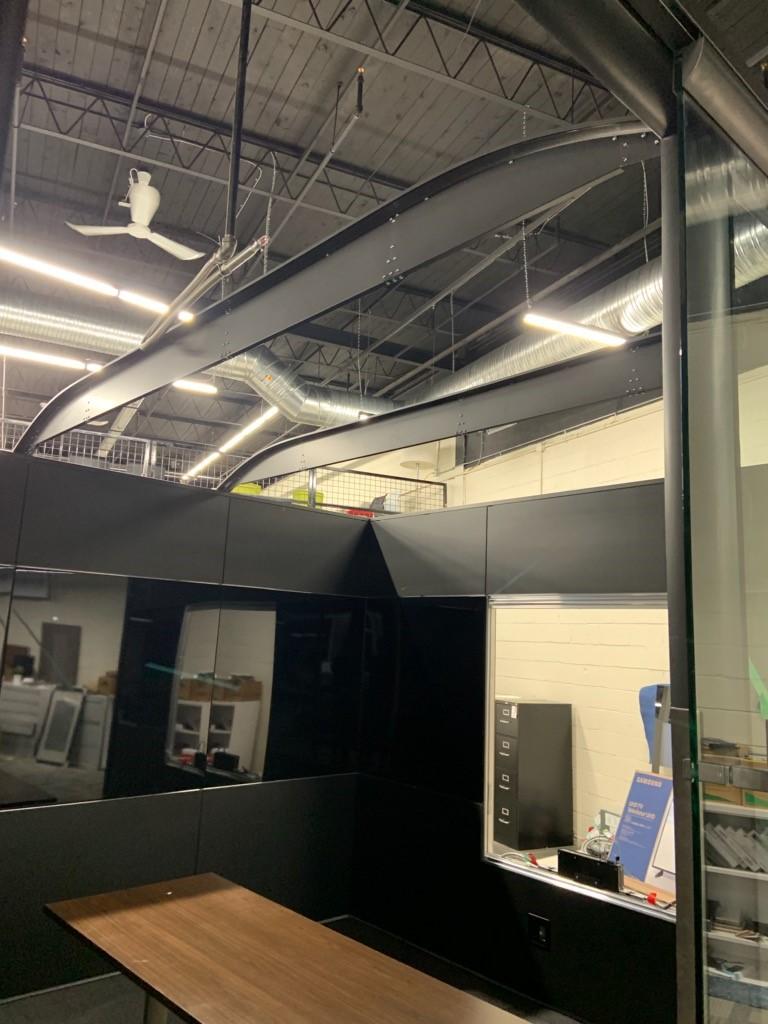 arch beams - Saskatoon DXC
