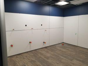 20190107 075945 300x225 - Bathroom tiled out